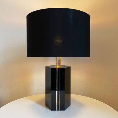 Italian or french lamp in the style of Willy Rizzo_0
