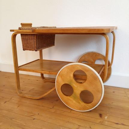 Trolley Alvar Aalto for Wohnbedarf