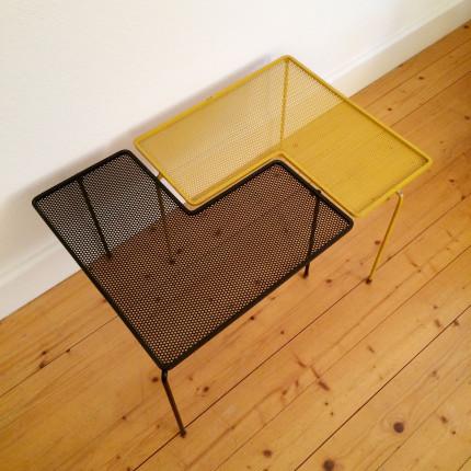 Mathieu Mategot Domino tables