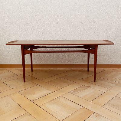 Teak table FD503 by Tove + Edvard Kindt-Larsen_0