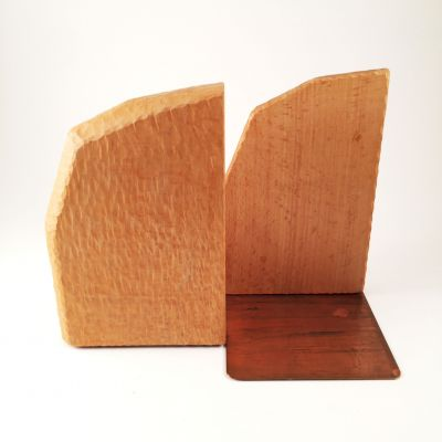 Anthroposophical wooden bookends_0