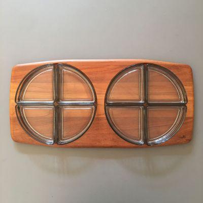 Digsmed teak wood bowl_0